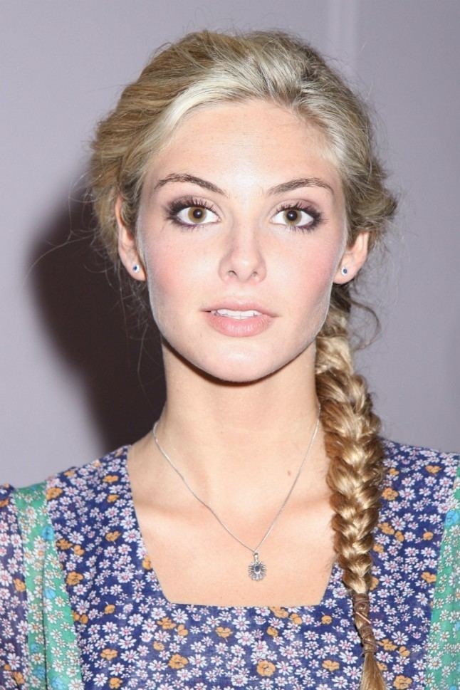 Tamsin Egerton Tamsin Egerton On Shopping Vintage Her Beauty Secrets And