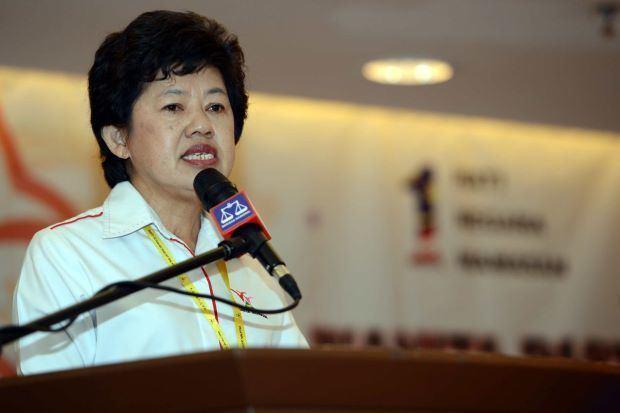 Tan Lian Hoe Tan Lian Hoe vying for first woman state chairman in Gerakan history