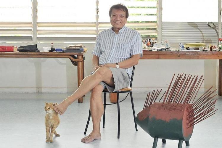 Tan Swie Hian 5 things to know about Singapore artist Tan Swie Hian