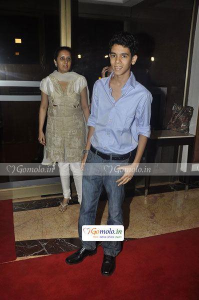Tanay Chheda Tanay Chheda photos Tanay Chheda at Aamir Khan39s