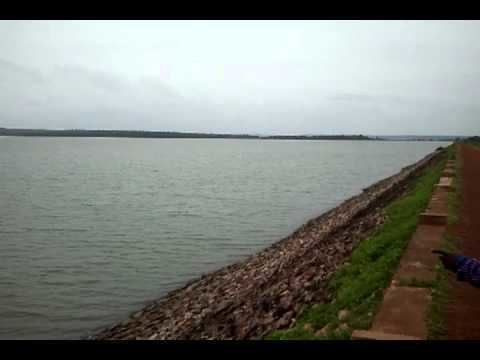 Tandula Dam Tandula Dam Bull Ride 15 Aug 2012 YouTube