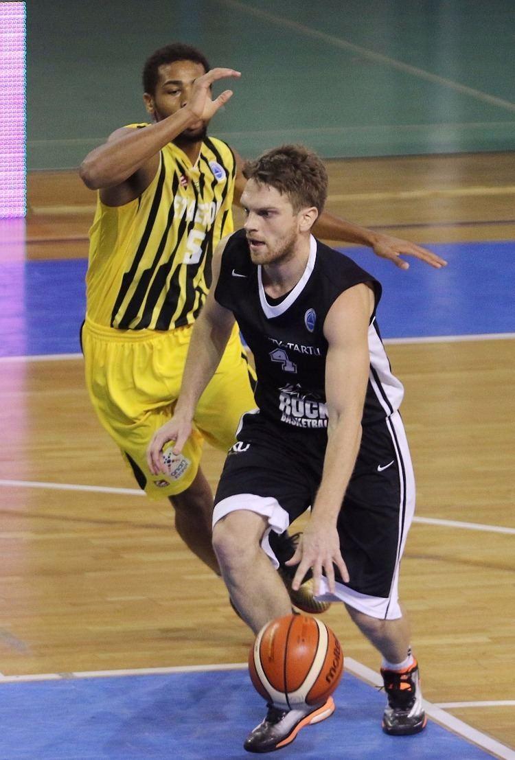Tanel Sokk Tanel Sokk FIBA Europe Cup