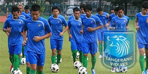 Tangerang Wolves F.C. Demi Timnas Tangerang Wolves Kembalikan Ridwan bola wwwinilahcom