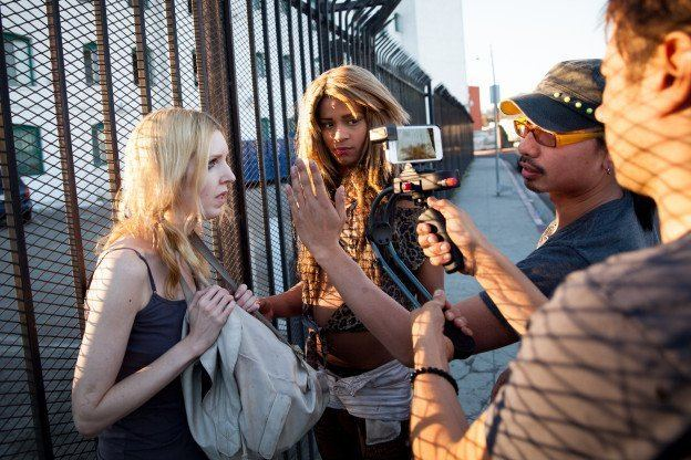 Tangerine (film) In an Unprecedented Year of Trans Visibility Tangerine Stands Out