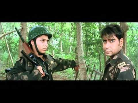 Indian Movie Tango Charlie Drama Scene Bobby Deol Ajay
