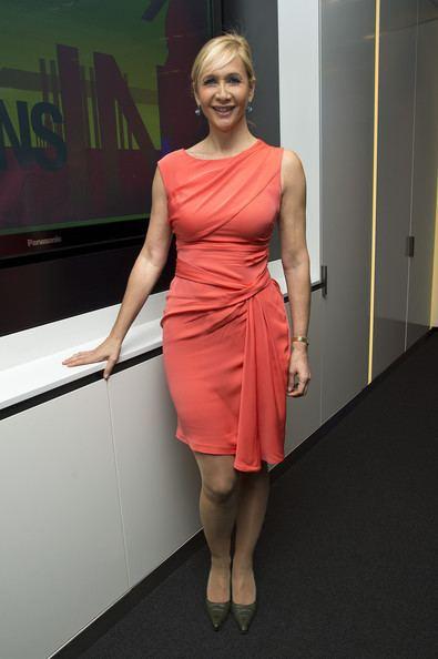 Tania Bryer CNBC Meets Former President Bill Clinton39 Screening