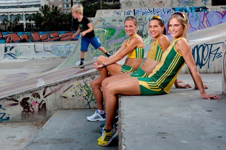 Tanith Maxwell Elf39s Adventures On The Couch with SA Olympic Marathon