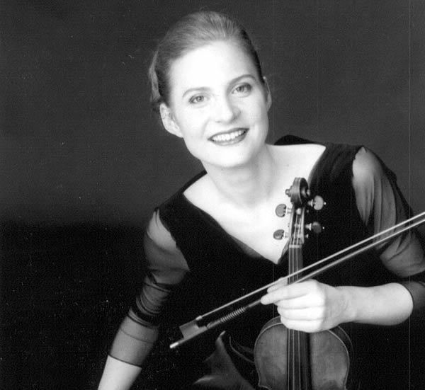 Tanja Becker-Bender Virtuose Kammermusik fr Streicher am 1 August in Plech