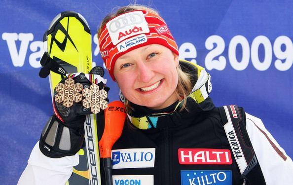 Tanja Poutiainen Tanja Poutiainen Pictures Women39s Slalom Alpine FIS