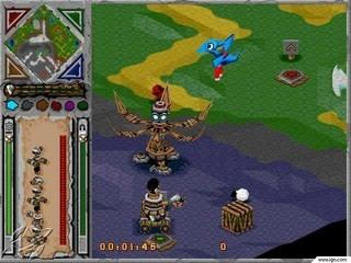 Tanktics (1999 video game) Tanktics PC IGN