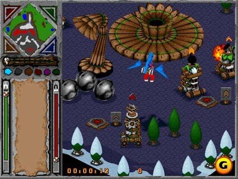 Tanktics (1999 video game) Tanktics GameSpot
