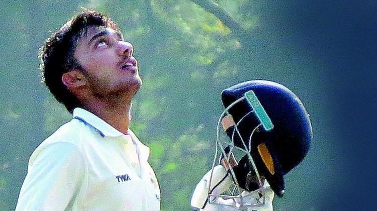 Tanmay Agarwal Ranji Trophy Twoton Tanmay Agarwal crushes Jammu Kashmir