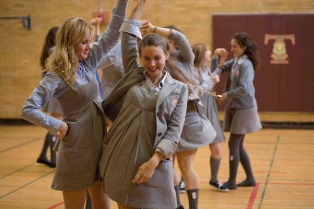 Tanner Hall (film) Tanner Hall is like detention for Rooney Mara and Brie Larson The