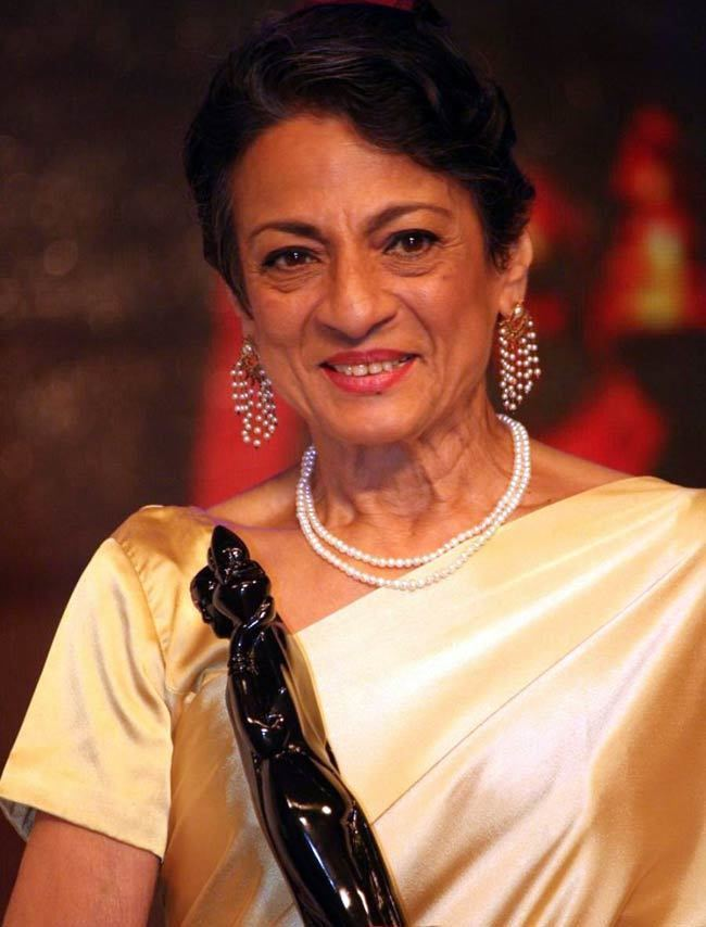 Tanuja Actor Tanuja hospitalised to be discharged soon