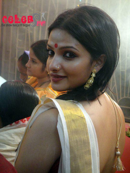 Tanusree Chakraborty CelebsView Tollywood Actress Tanushree Chakraborty In Bikini