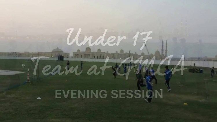 GM Cricket Academy Under 17 Coaching Session by Tanvir Mehdi YouTube