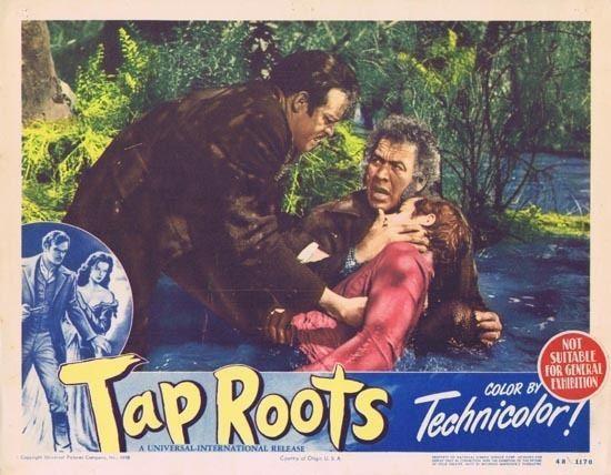 Tap Roots TAP ROOTS 1948 Movie Lobby Card 8 Susan Hayward Van Heflin