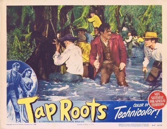 Tap Roots TAP ROOTS 1948 Movie Lobby Card 4 Susan Hayward Van Heflin