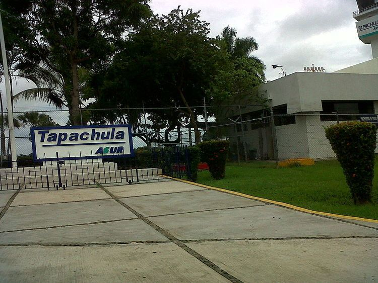 Tapachula International Airport