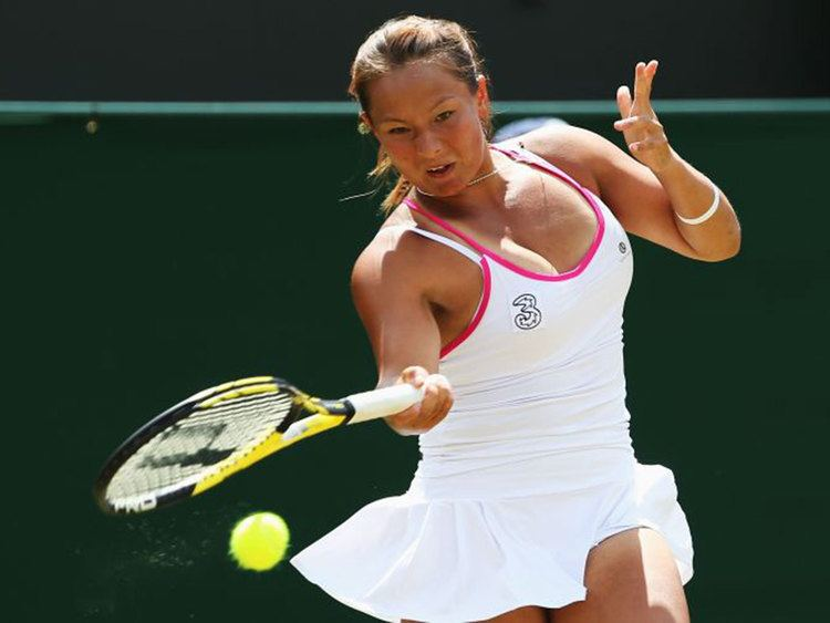 Tara Moore Wimbledon 2014 Tara Moore misses chance of glory as Vera