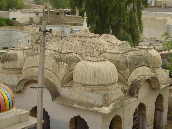 Taranagar in the past, History of Taranagar