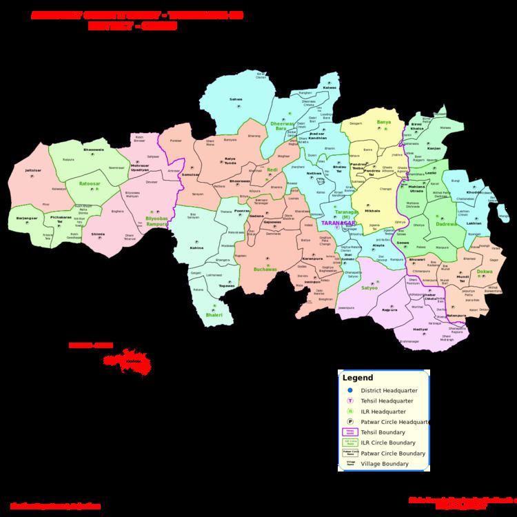 Taranagar (Rajasthan Assembly constituency)