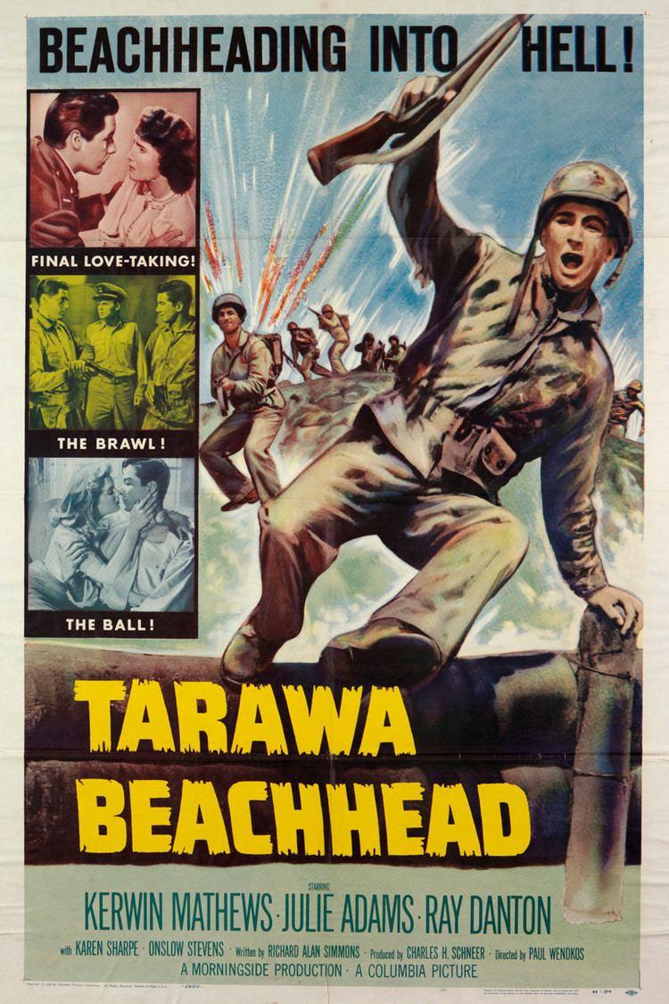 Tarawa Beachhead wwwgstaticcomtvthumbmovieposters42355p42355
