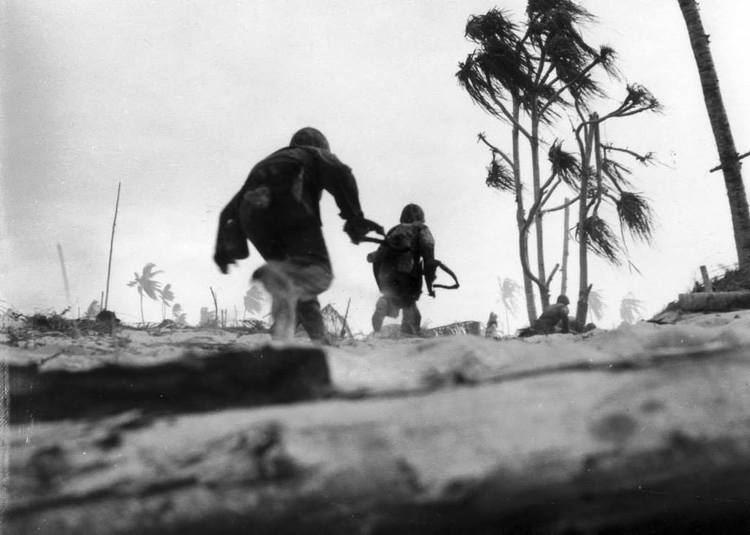 Tarawa in the past, History of Tarawa
