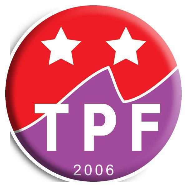 Tarbes Pyrénées Football httpsuploadwikimediaorgwikipediafrbb1Log