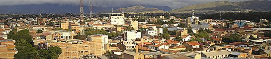 Tarija in the past, History of Tarija
