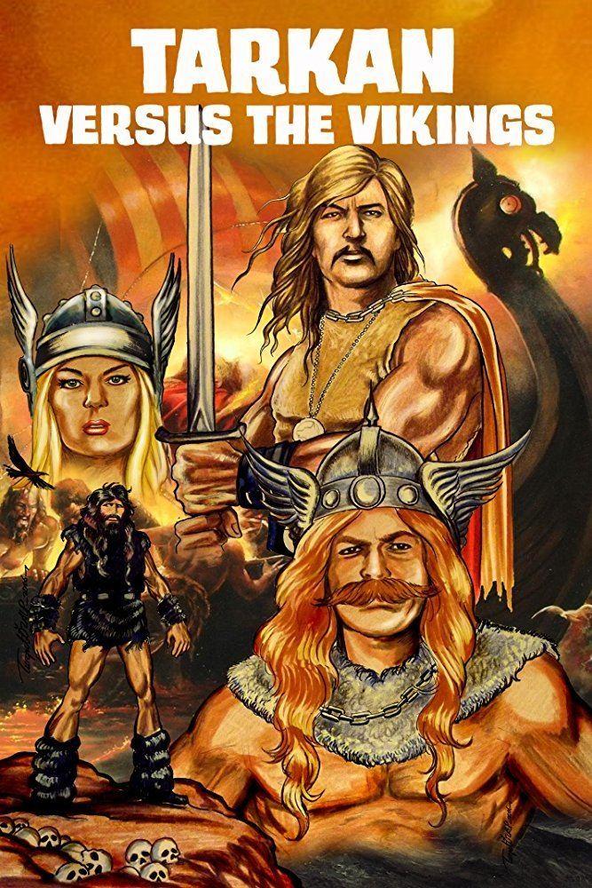 Tarkan Versus the Vikings Tarkan Viking kani 1971