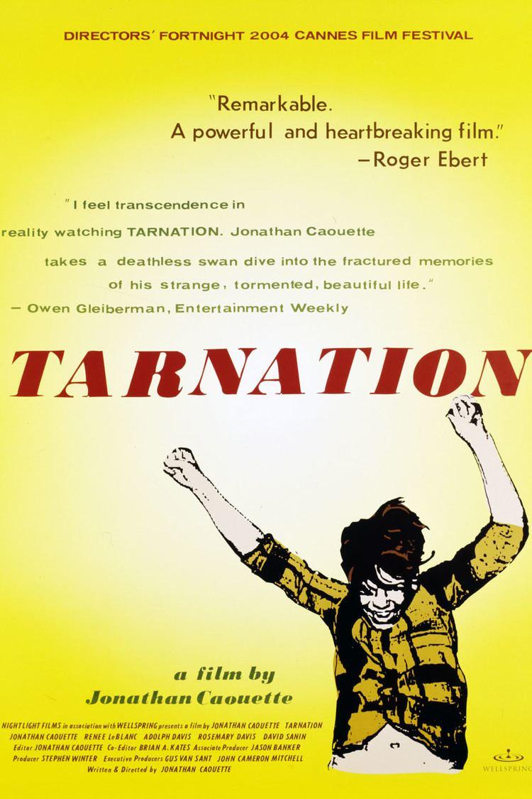 Tarnation (film) wwwgstaticcomtvthumbmovieposters84952p84952