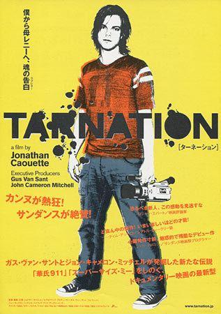 Tarnation (film) Tarnation Japanese movie poster B5 Chirashi