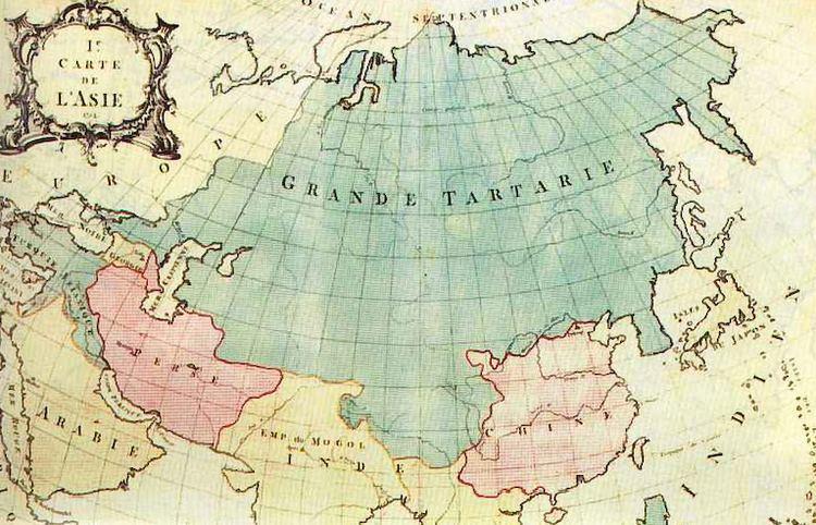 Tartary Great Tartary ancient war Roman England History US and