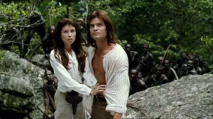 Tarzan and the Lost City (film) Tarzan and the Lost City 1998 Carl Schenkel Casper Van Dien Jane
