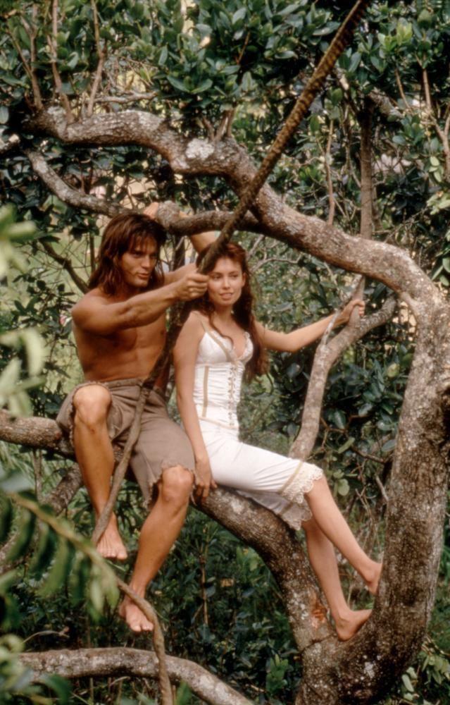 Tarzan and the Lost City (film) Cineplexcom Tarzan and the Lost City