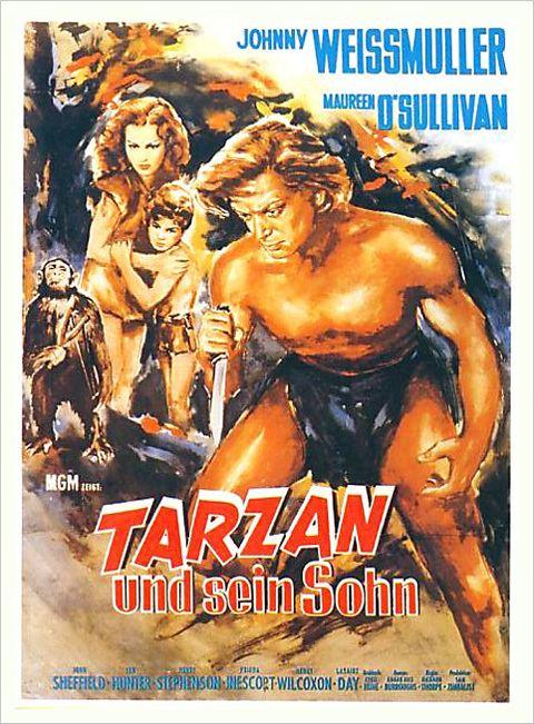 Tarzan Finds a Son! Tarzan Finds A Son 1939