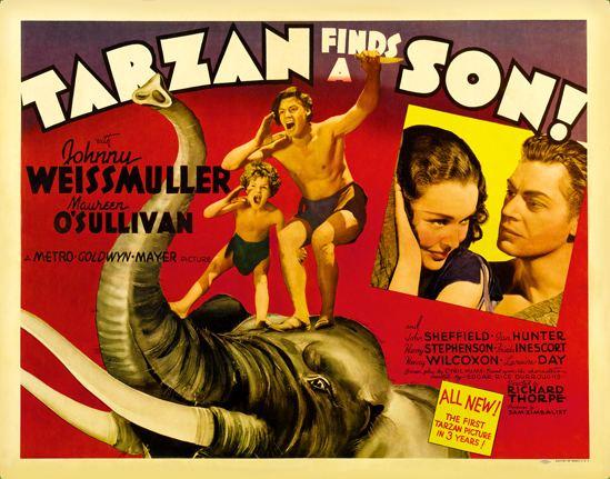 Tarzan Finds a Son! Tarzan Finds a Son 1939 Review Mana Pop