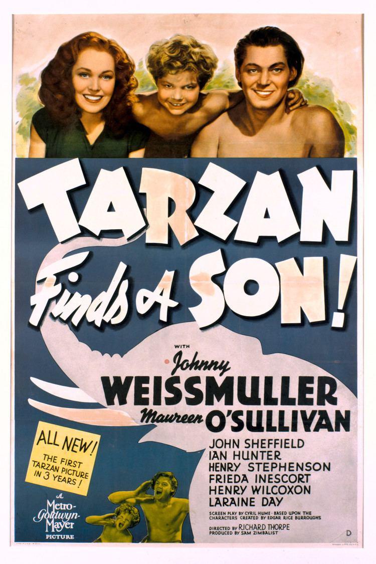 Tarzan Finds a Son! wwwgstaticcomtvthumbmovieposters3448p3448p