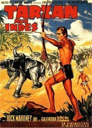 Tarzan Goes to India ERBzine 1960 Tarzan Goes To India