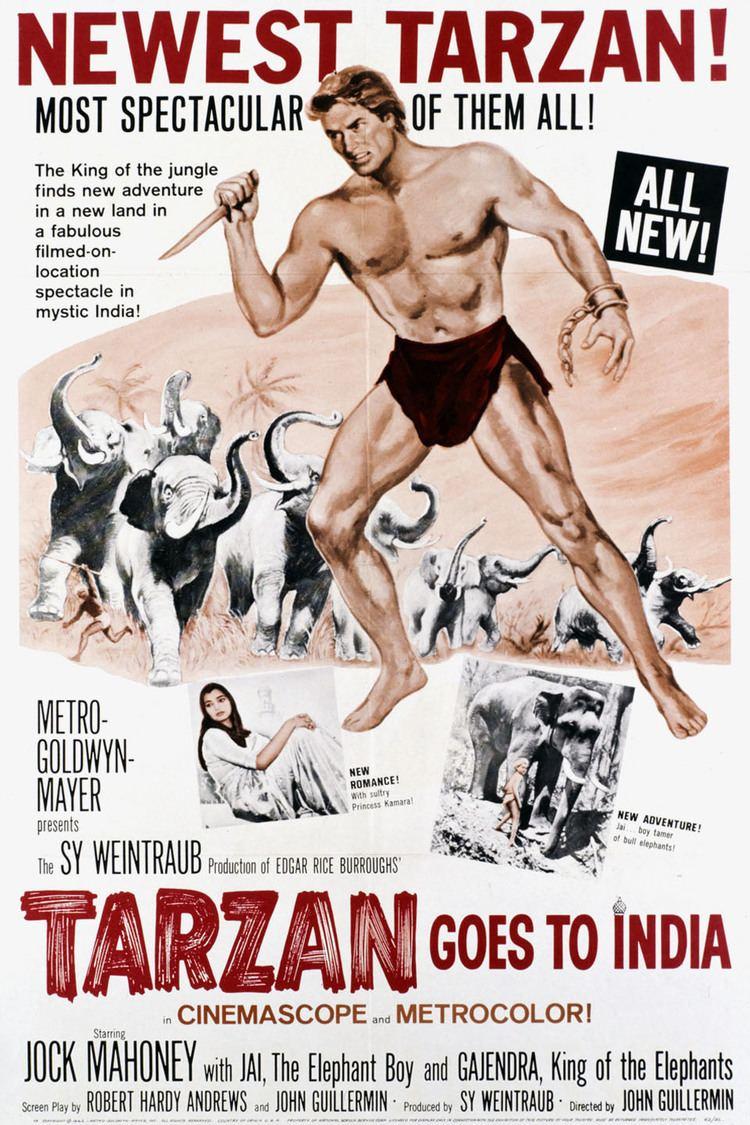 Tarzan Goes to India wwwgstaticcomtvthumbmovieposters2718p2718p