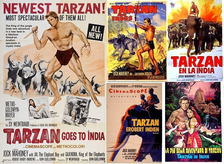 Tarzan Goes to India DOWN MEMORY LANE WITH TARZAN JOCK MAHONEY