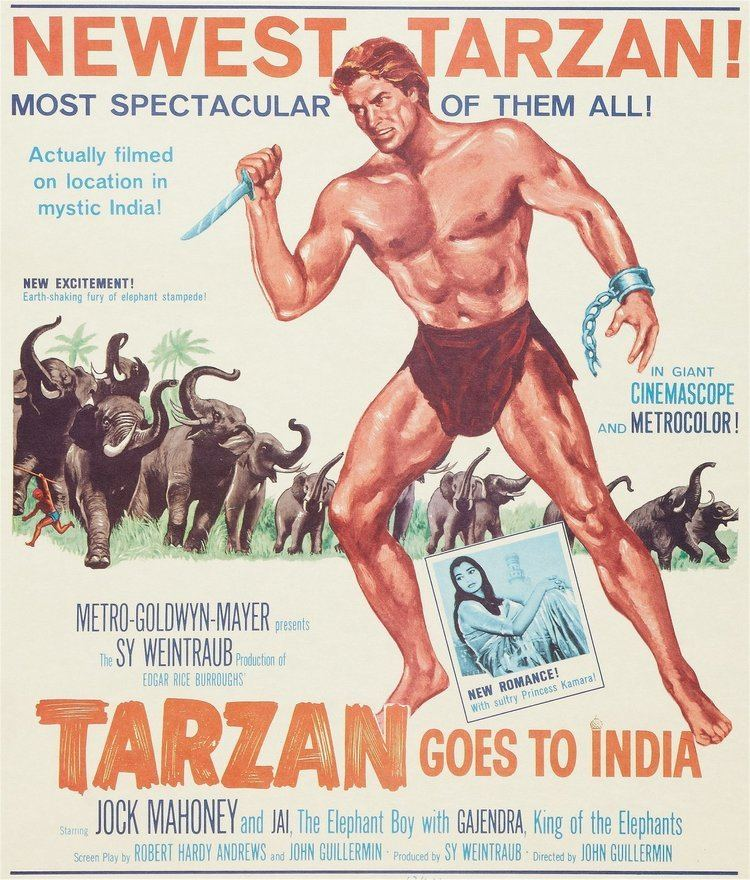 Tarzan Goes to India ERBzine 1960a Gallery Tarzan Goes To India