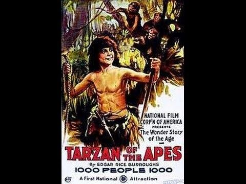 Tarzan of the Apes (1918 film) Tarzan of the Apes 1918 with full sound effects YouTube