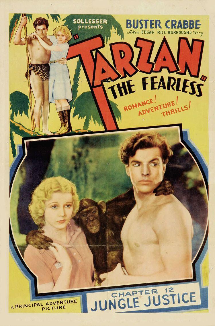 Tarzan the Fearless Tarzan the Fearless Wikipedia
