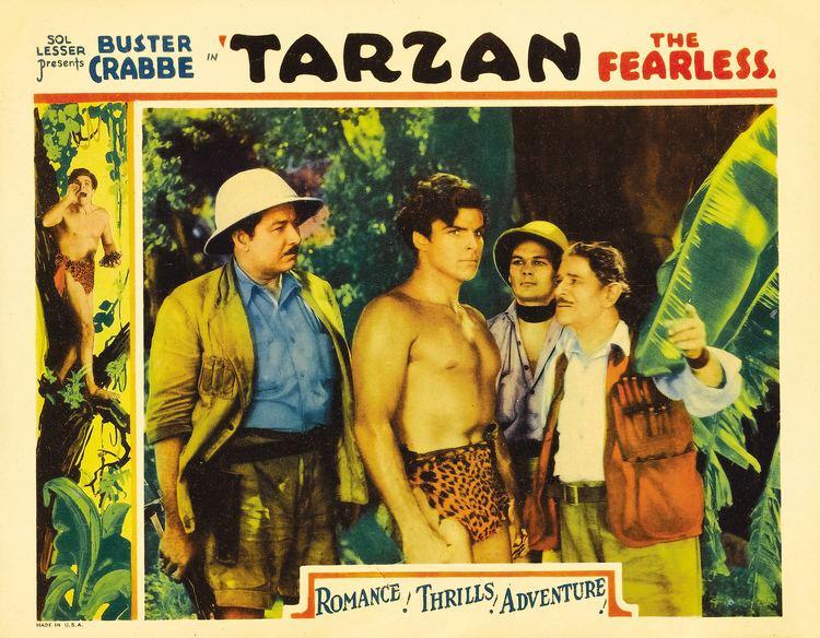 Tarzan the Fearless Tarzan the Fearless