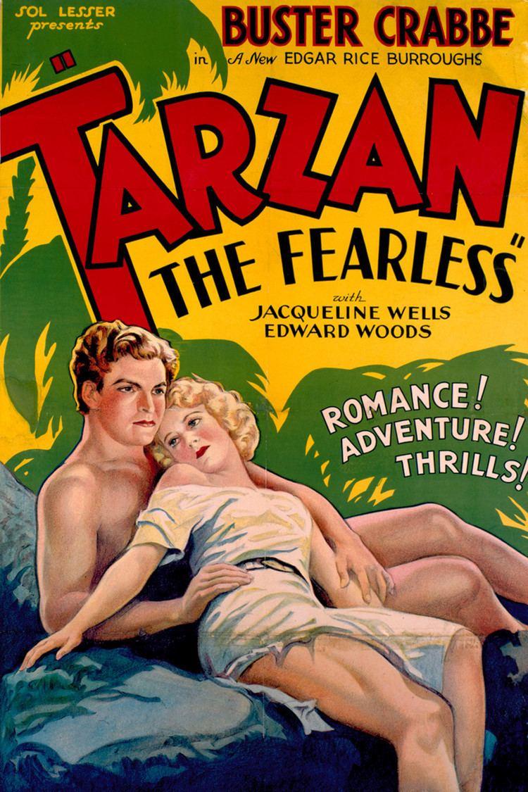 Tarzan the Fearless wwwgstaticcomtvthumbmovieposters1333p1333p