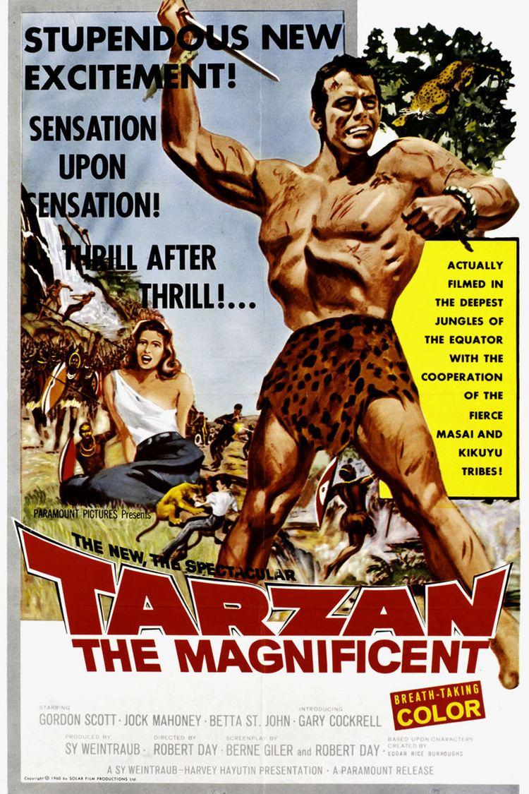 Tarzan the Magnificent wwwgstaticcomtvthumbmovieposters2720p2720p