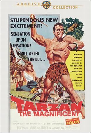 Tarzan the Magnificent Black Gate Articles Further TarzanonDemand Tarzan the Magnificent