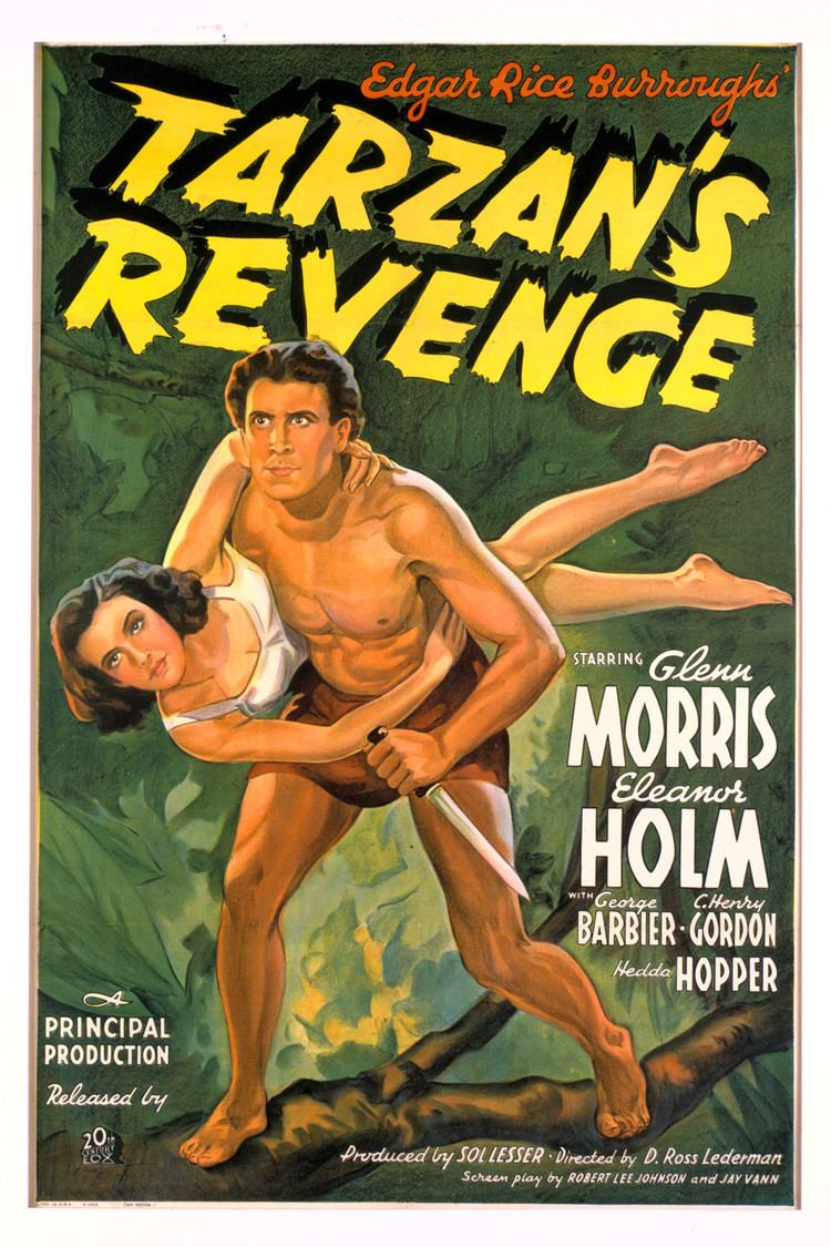 Tarzan's Revenge wwwgstaticcomtvthumbmovieposters3957p3957p